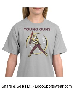 Gildan Youth T-shirt Design Zoom