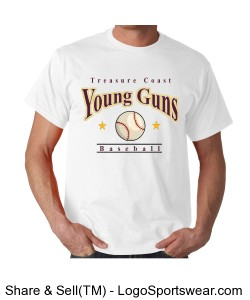 young guns tee Design Zoom